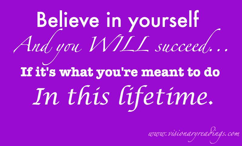 BelieveInYourself