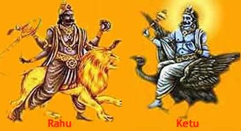Rahu and Ketu move into Virgo / Pisces