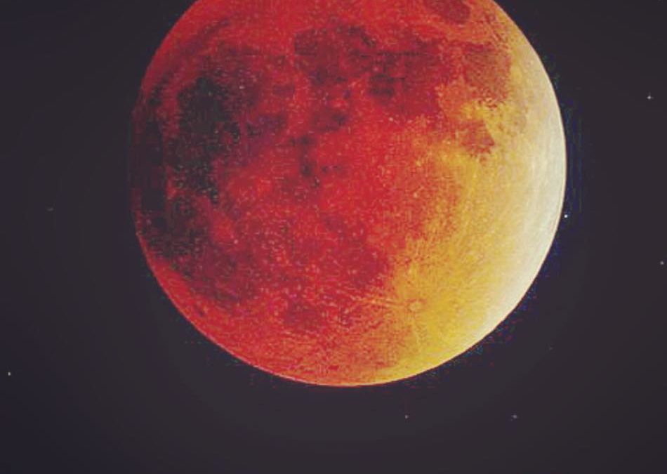 The Little Nagging Voice Of Truth That Tries To Warn Us Before It's Too Late ~ Total Lunar Eclipse In Cancer
